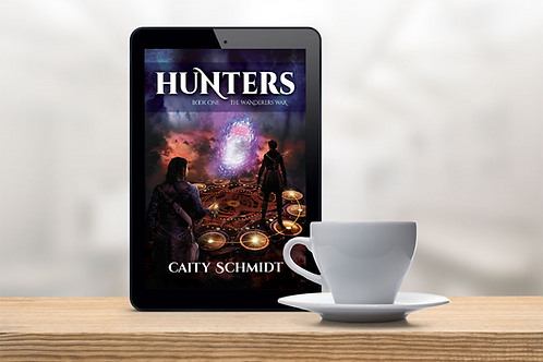 Hunters: Wanderers' War Book 1 - eBook PDF