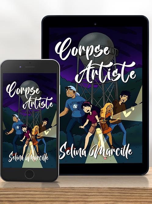Corpse Artiste - PDF eBook Edition