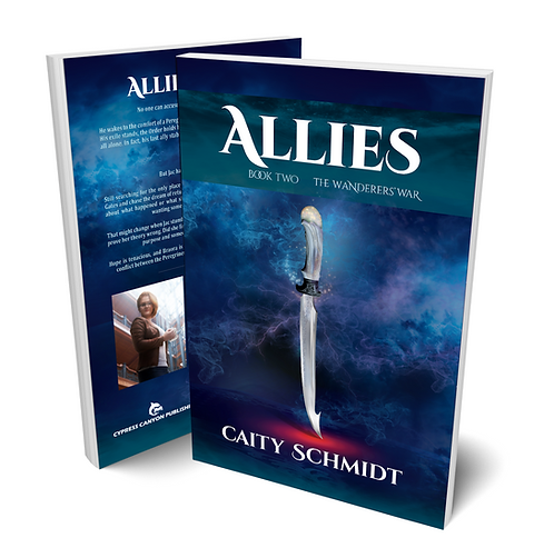 Allies - Wanderers' War: Book 2 -  Paperback