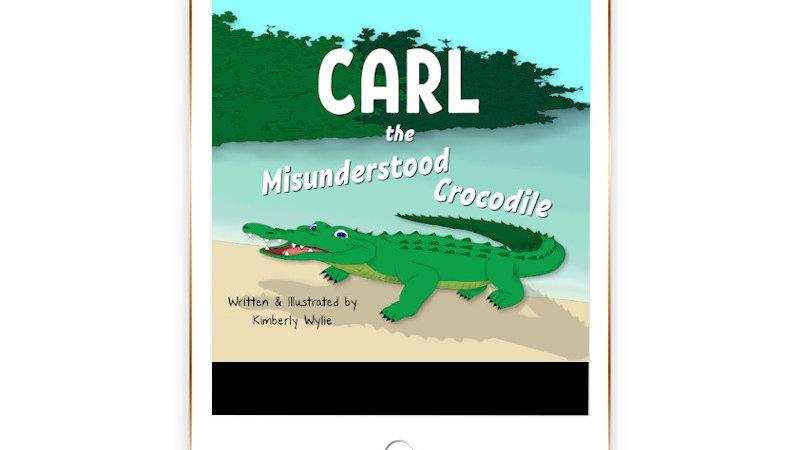 Carl the Misunderstood Crocodile eBook