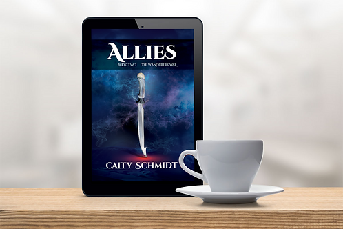 Allies - Wanderers' War: Book 2 - MOBI eBook