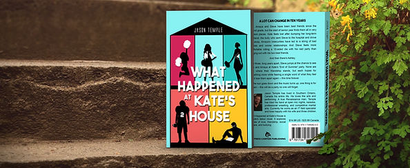 What Happened at Kates Book-Romantic-Sto