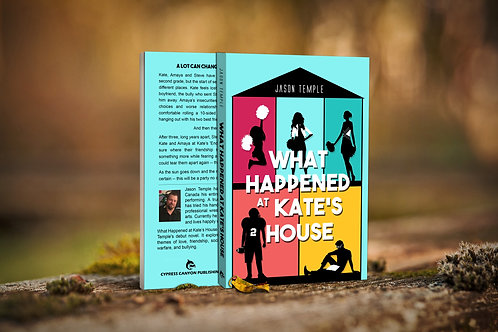 What Happened at Kate's House -Paperback Edition