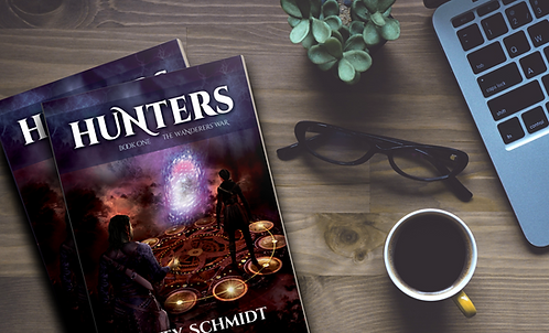 Hunters: Wanderers' War: Book 1 - Paperback