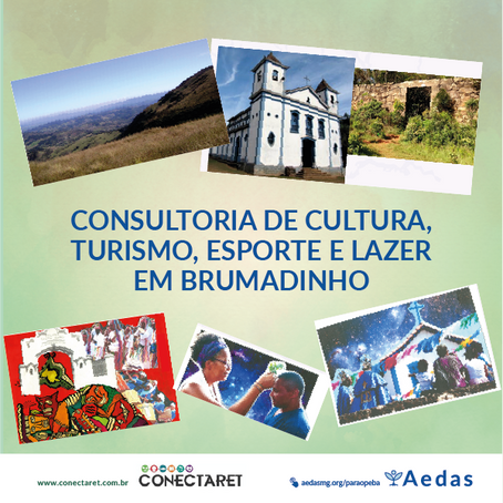 Consultoria para identificar danos à cultura, turismo, esporte e lazer em Brumadinho