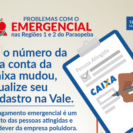 Boletim Emergencial: 6ª edição