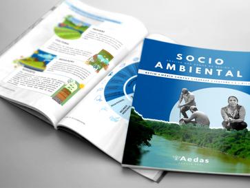 Revista Socioambiental da Aedas revela estudos sobre danos na Região 2