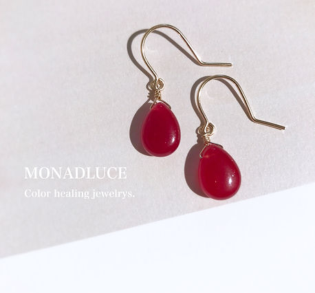 MONADLUCE | Color healing jewelrys.