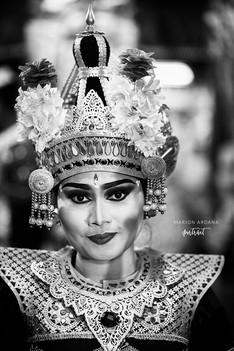 Balinese Dancer, Printed Fine Art Photography