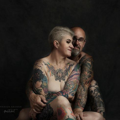 Fine Art Couple Photoshoot