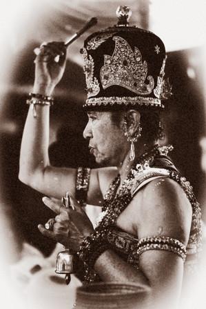 High Priest, Bali Ritual 2
