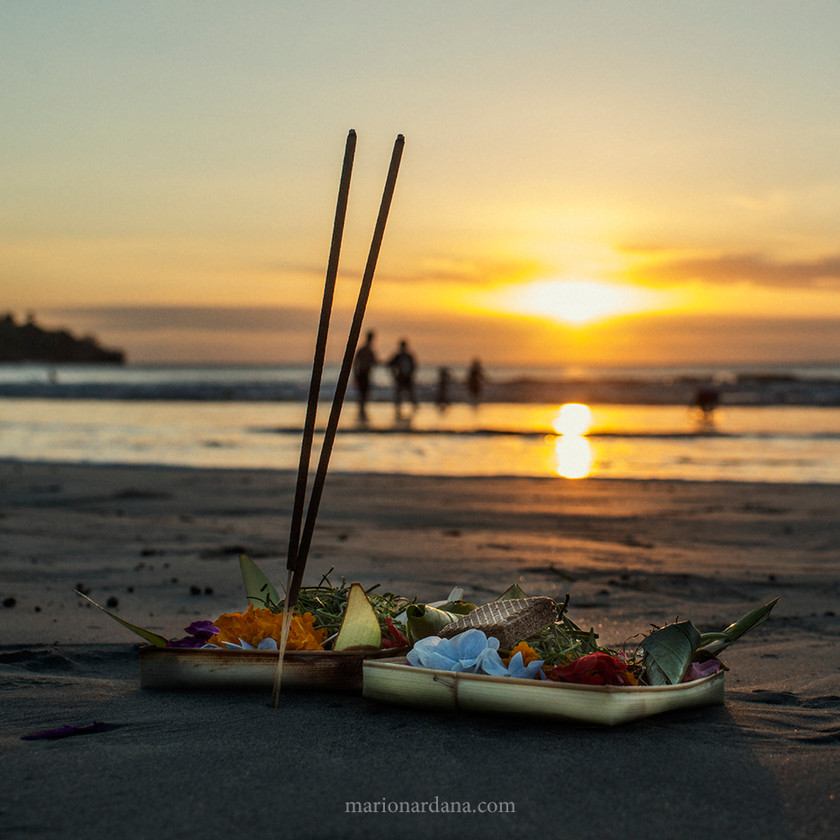 Printed Photographs from Bali