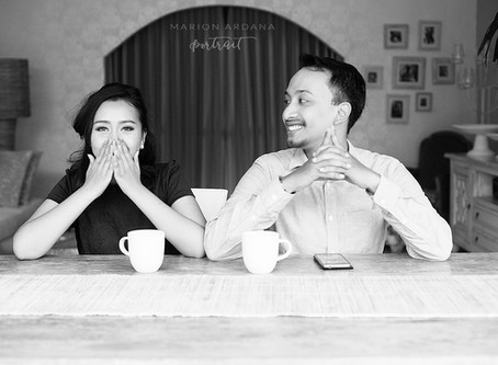 A Quirky Pre-Wedding Shoot in Bali