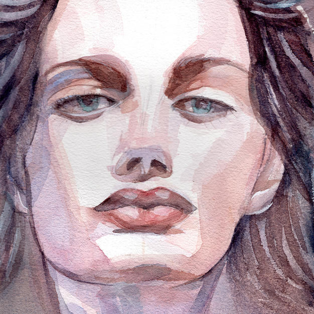 Water Colour Portrait