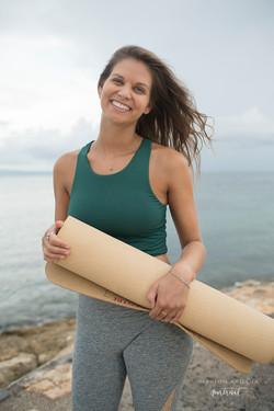 Yoga Branding Photoshoot