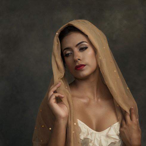 Fine Art Portrait Bali