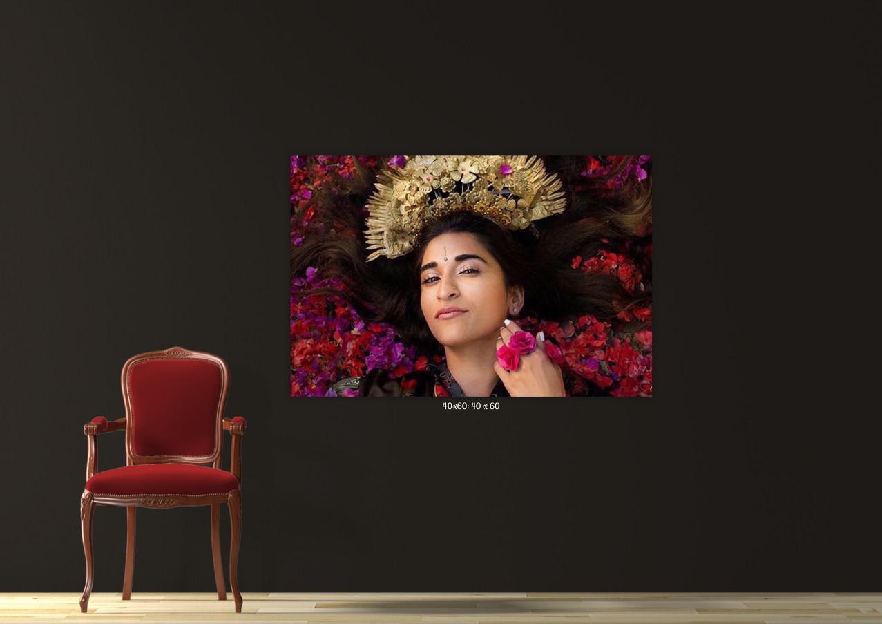 Printed Portraits