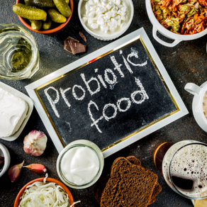 Prebiotics and Probiotics