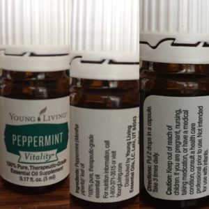 young living peppermint vitality