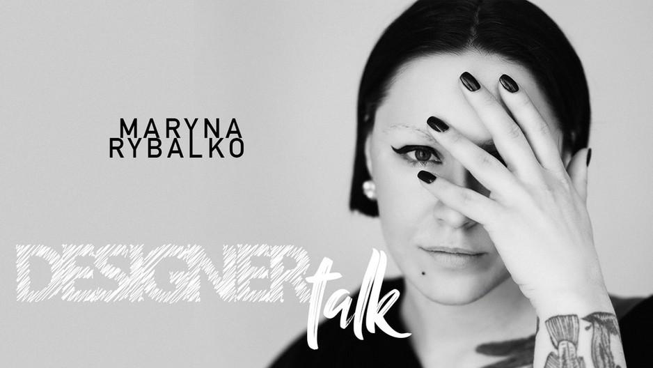 RYBALKO | Designer talk