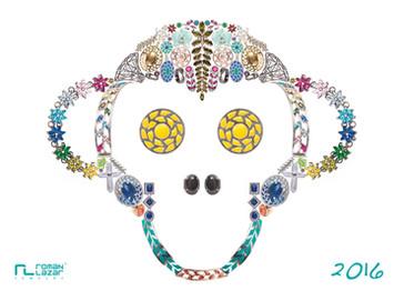 ROMAN LAZAR | Jewelry Calendar 2016 |