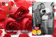 les amoureux et la st Valentin