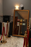 Une installation de Magic miroir