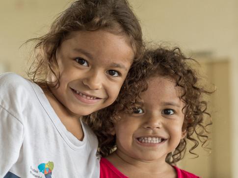 Crianças do Cantagalo