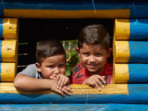 Papo de fotógrafo: Fotografando crianças