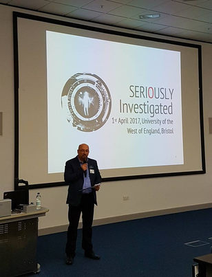 ASSAP's Seriously Investigated Conference April 2017