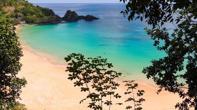 A melhor praia do mundo