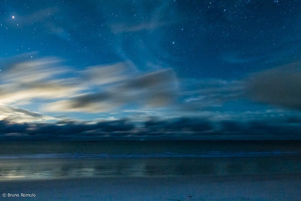 Série - Praias Noturnas
