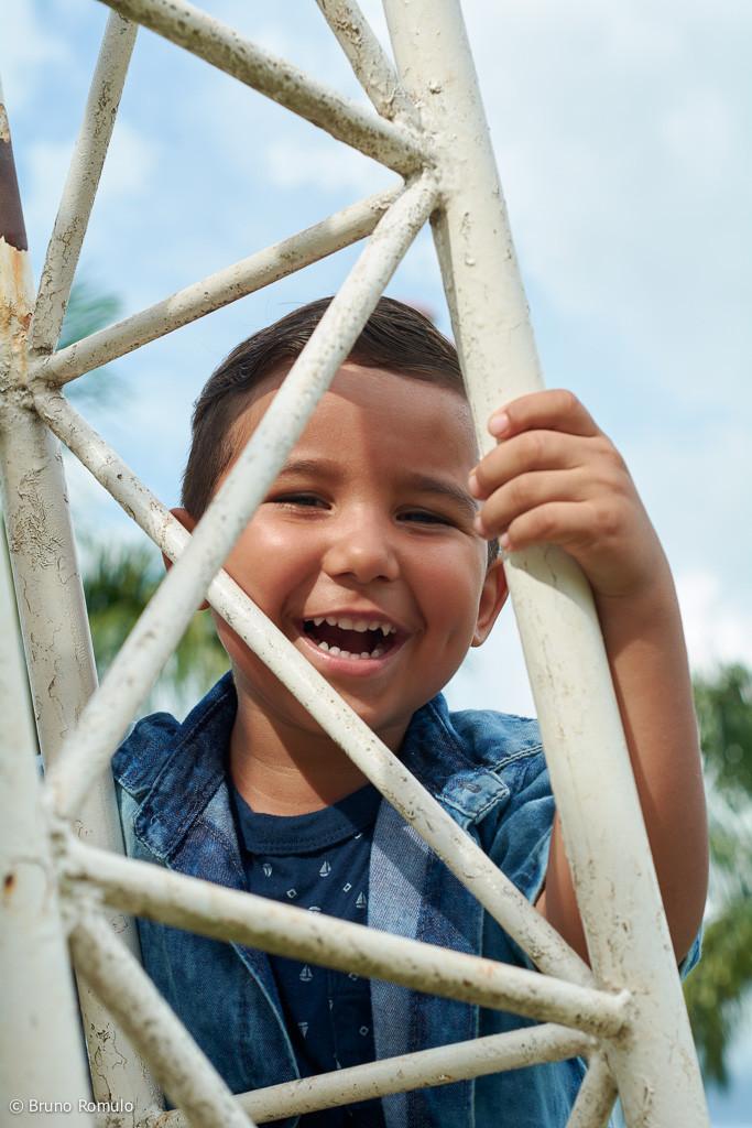Miguel: Como fotografar crianças