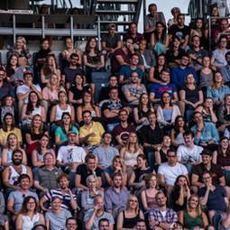 Open Air Poetry Slam im Gazi-Stadion