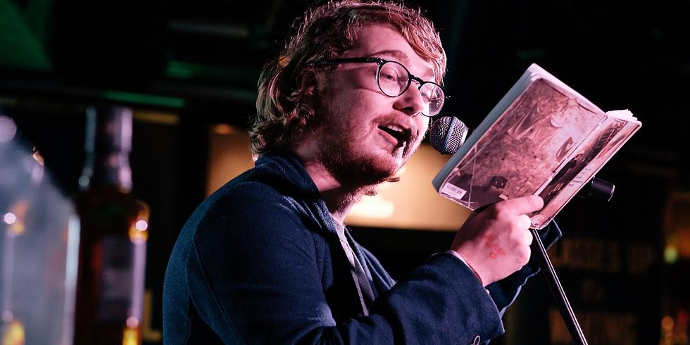 Keller Klub Poetry Slam im Universum