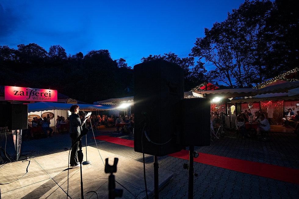 Poetry Slam Stuttgart - Poesie und Oechlse
