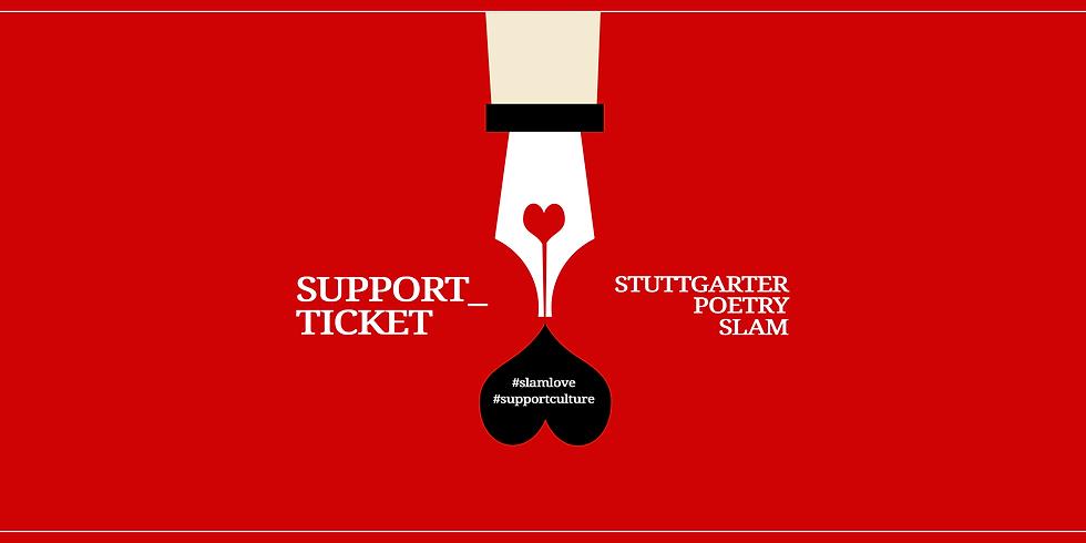 SUPPORT_TICKET STUTTGARTER POETRY SLAM & WORTLUST
