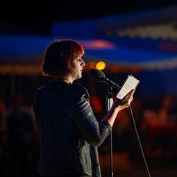 Open Air Poetry Slam