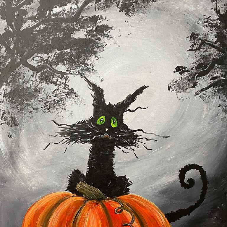 Night of the Scaredy-Cat