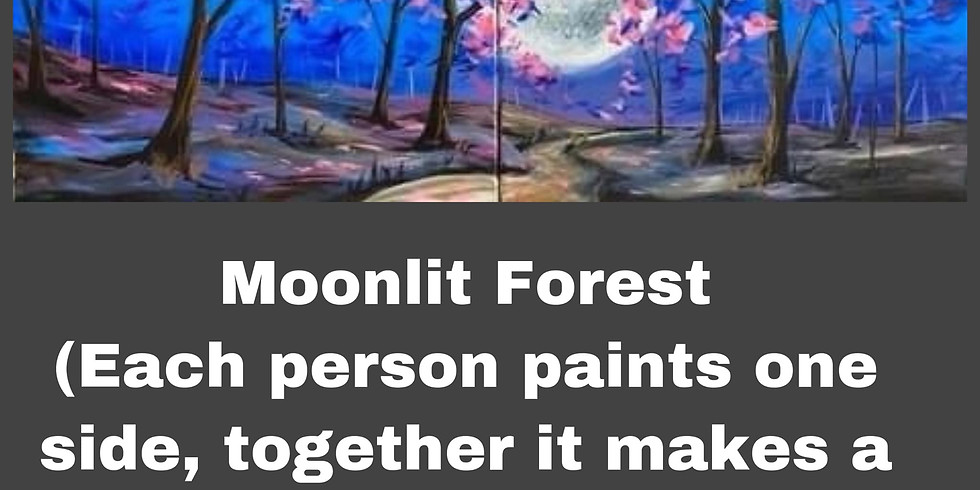 Budget Tuesday 7/27 -  Moonlit Forest