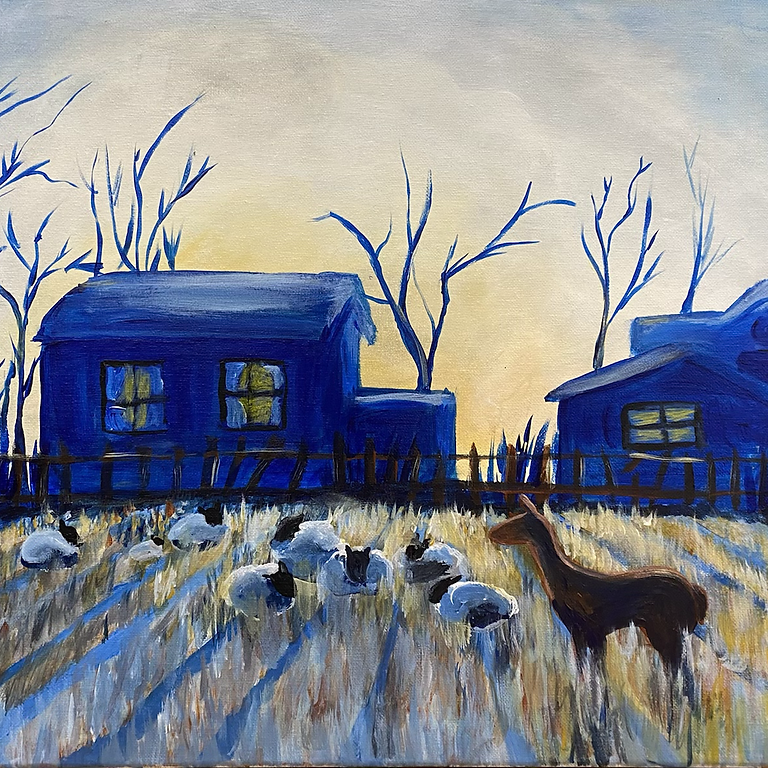 Friday 10/29- Houses on The Prairie (complimentary 1st wine)