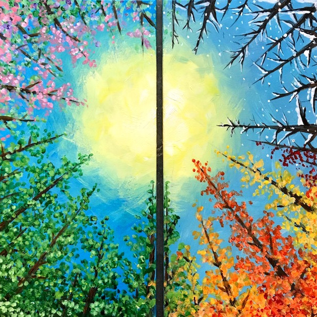 Sunday 8/8 Four Seasons