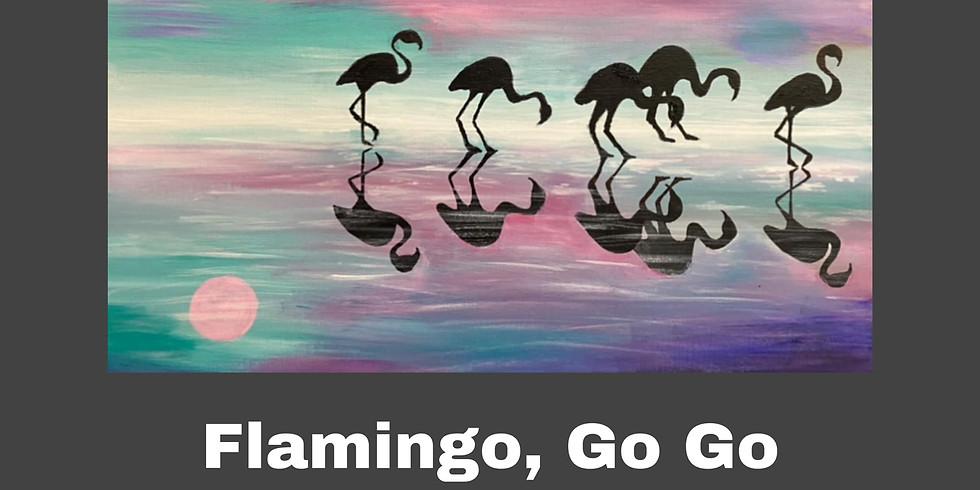 Thursday 7/29 -  Flamingo, Go Go
