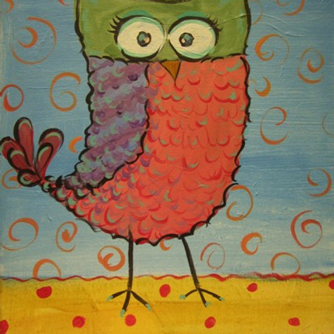 Saturday 7/31 Family Funday - Hootie Owl ($25)