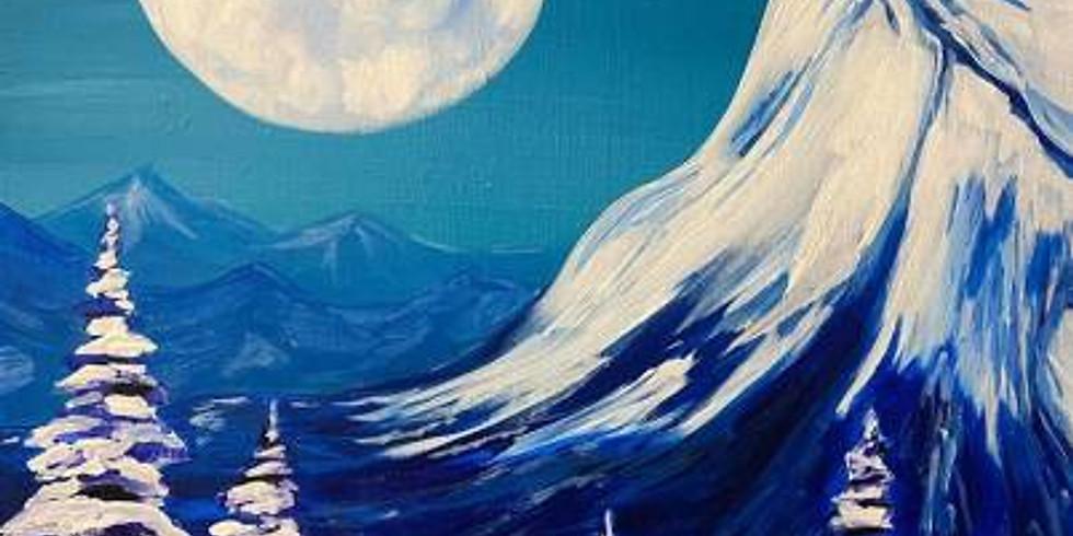 Saturday 10/9 Mountain Moon