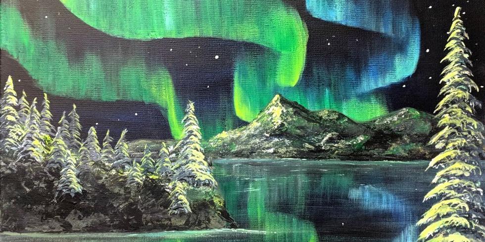 Saturday8/28 - Aurora Borealis