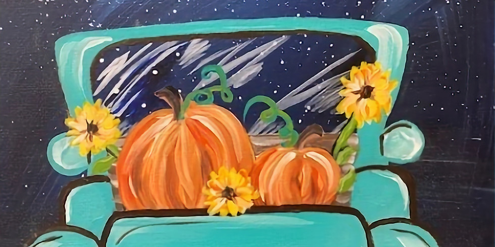 Thursday 8/19 Harvest Truck Haul