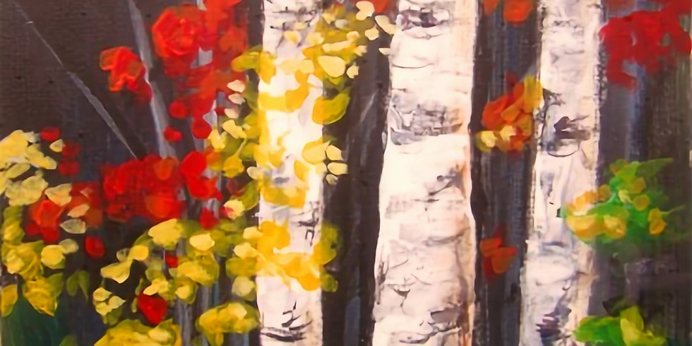 Thursday 9/9 Autumn Splendor