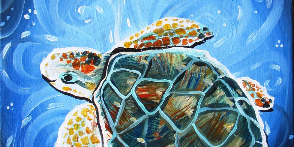 Sunday 8/15 Sea Turtle