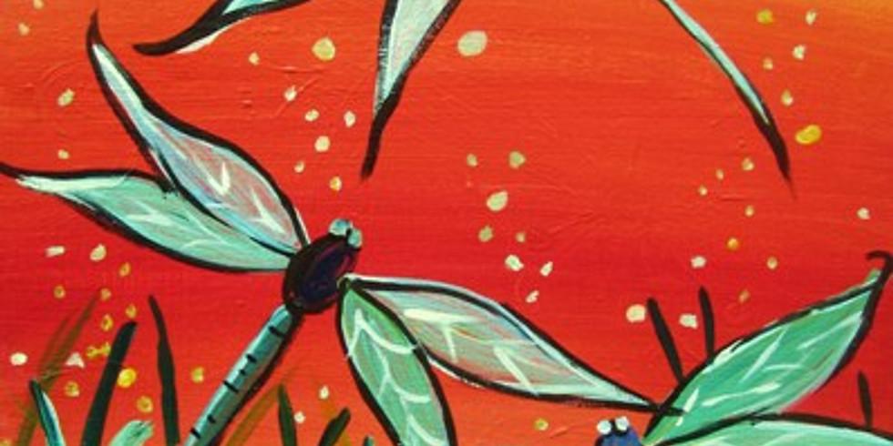 Saturday 8/21 Dragonfly